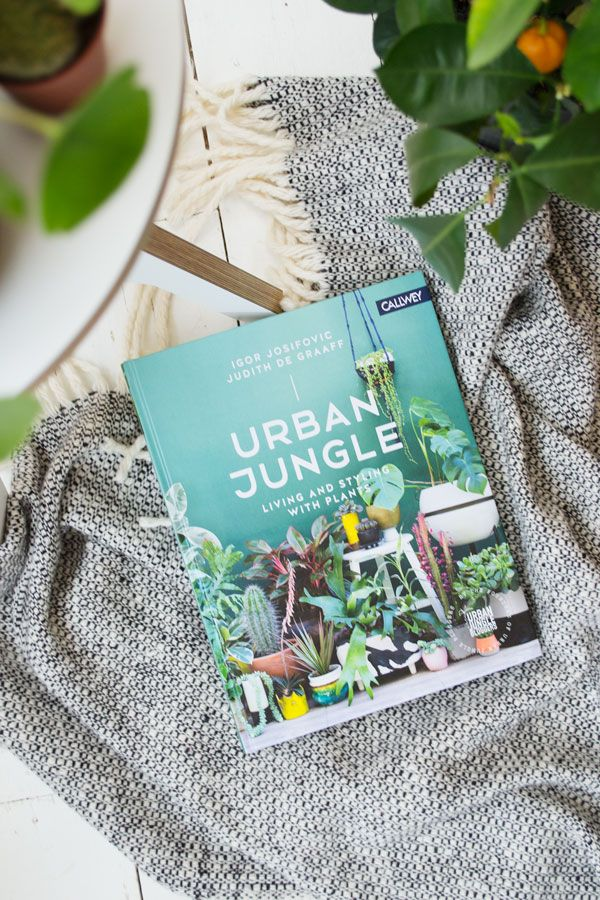 Urban Jungle Book review - Urban Jungle - Living and Styling with Plants