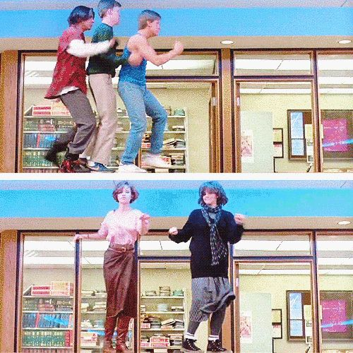 "This Is What It's Like Watching ""The Breakfast Club"" For The First Time"