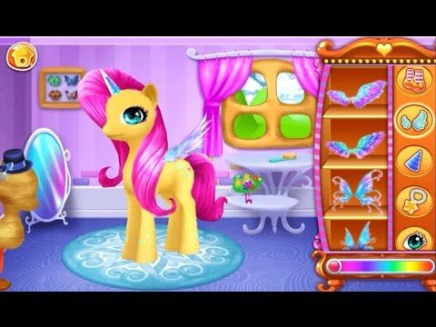 [HD] 리틀포니 플러터샤이#1 little pony Fluttershy Мой маленький пони マイリトルポニー มาย...