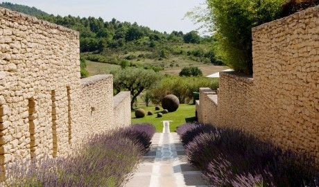 Domaine des Andeols Outside in Provence