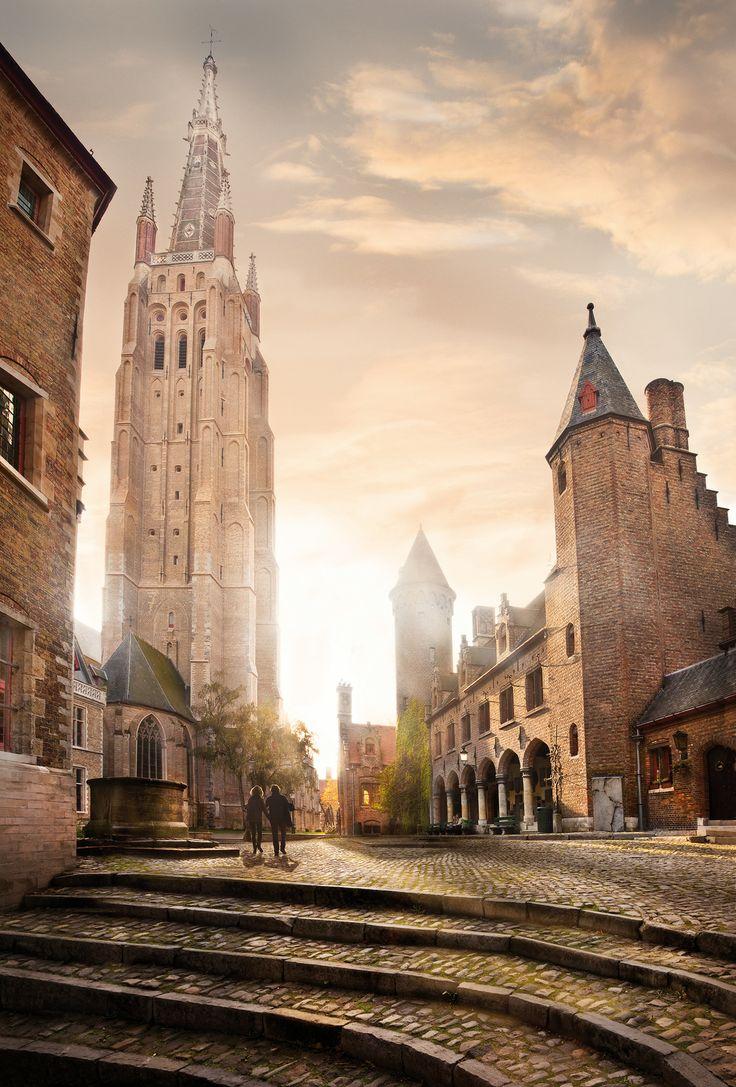 Gruuthuse, Brujas, Belgica