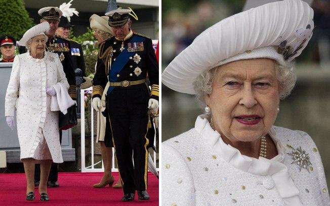 Os looks da realeza britânica no Jubileu de Diamante da Rainha Elizabeth II