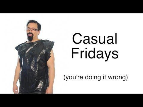 Casual Fridays - Bad Boss Diaries Season 1 - Episode 18 #yyc #boss #casualfriday #clothes #management #asdincyyc #badbossdiaries #video #funny