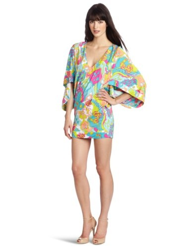 Trina Turk Women`s Tangiers Tunic Top $144.00