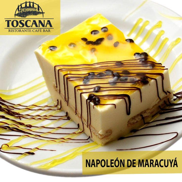 Napoleón de Maracuyá