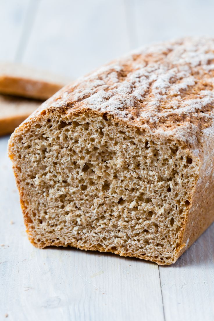 Super delicious Thermomix spelt bread. Perfect recipe for breakfast time, wheat free.