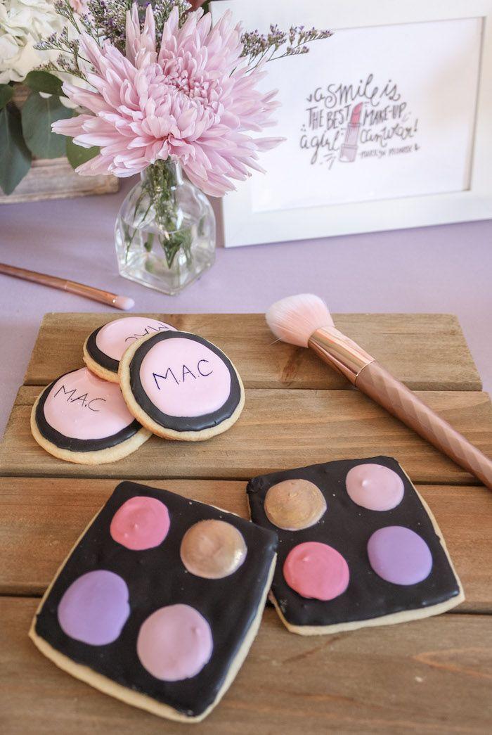 Beauty Boutique Garden Party Kara's Party Ideas Makeup