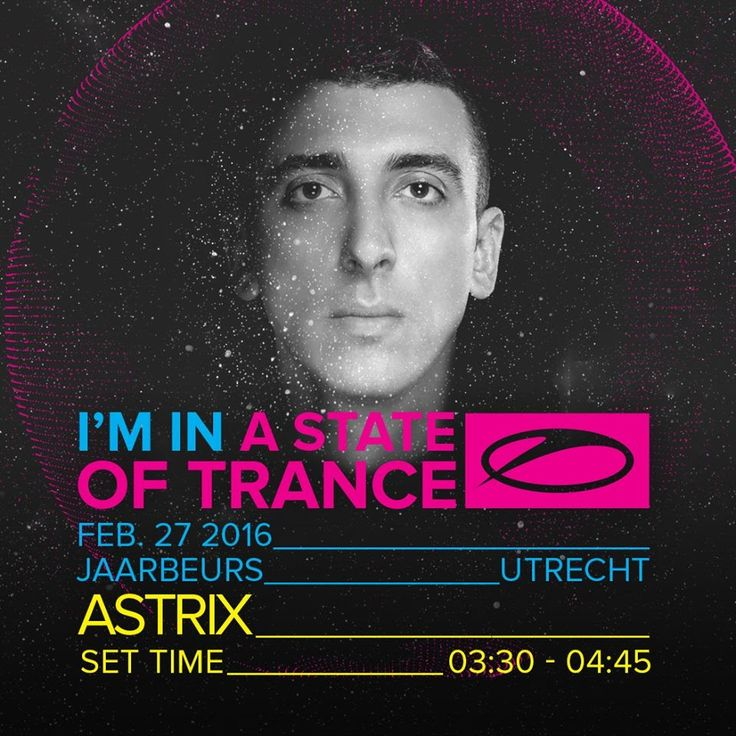 Astrix - Live @ A State Of Trance 750, Utrecht (Stage Who's Afraid Of 13...