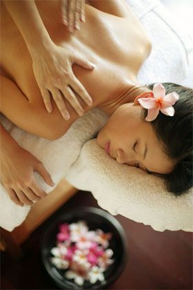 Some people go years and sometime even a lifetime without getting a massage.  Massage has