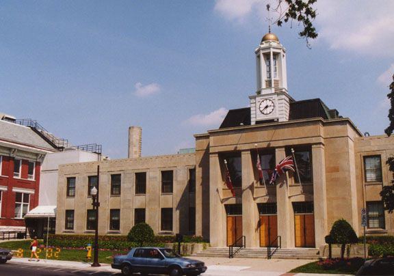 Peterborough, Ontario, Canada City Hall