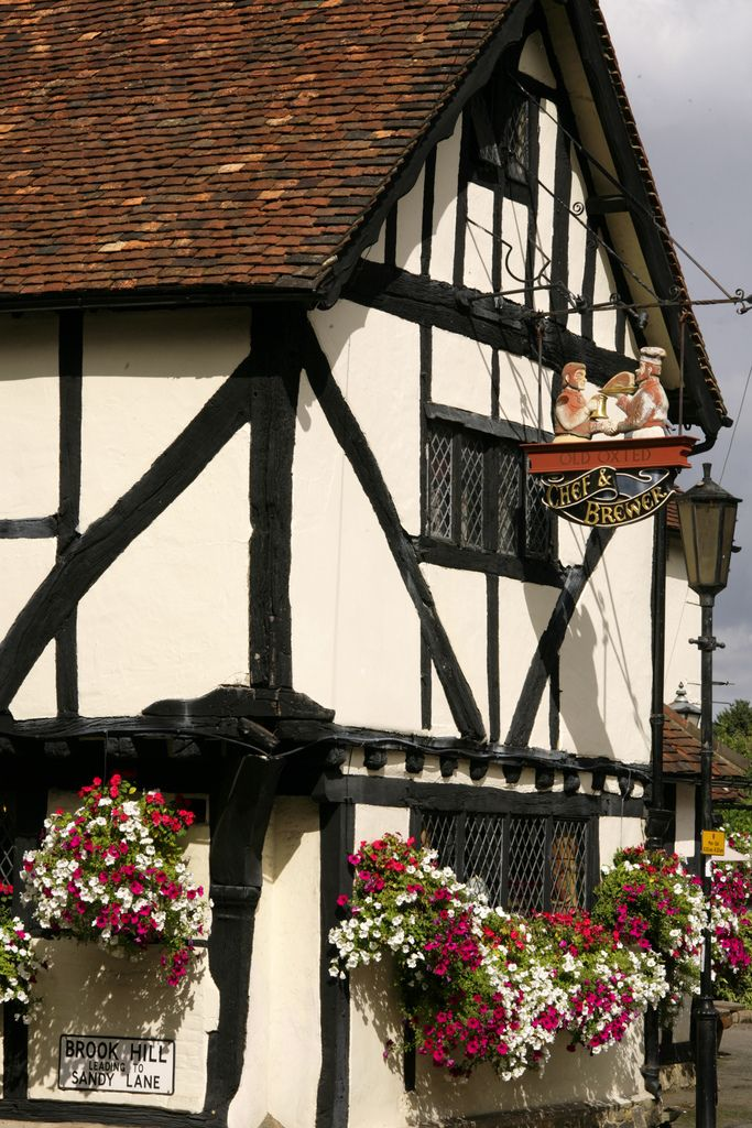Old Oxted, Surrey, England