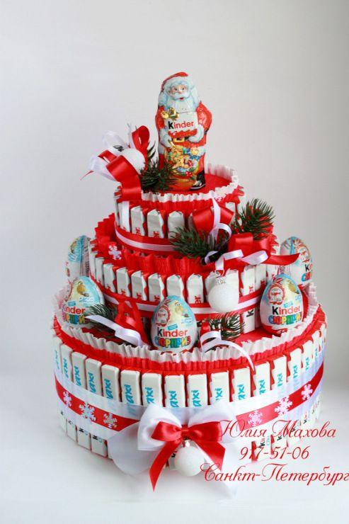 Gallery.ru / Фото #30 - Торты и тортики из шоколада. - MamaYulia