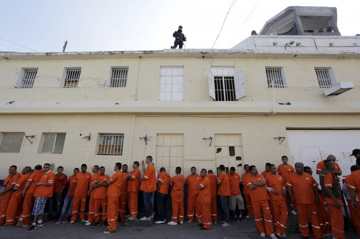 Image result for mexico prison