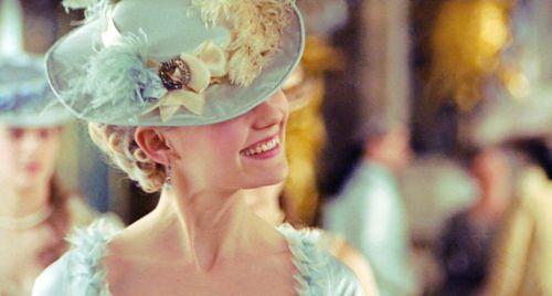 Marie Antoinette - hat idea