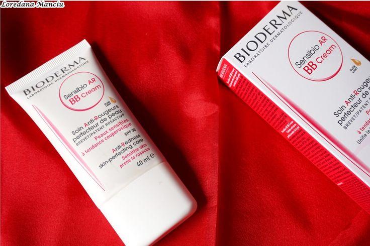 BB Cream Bioderma Sensibio Anti-Redness cu SPF 30 - Lory's Blog