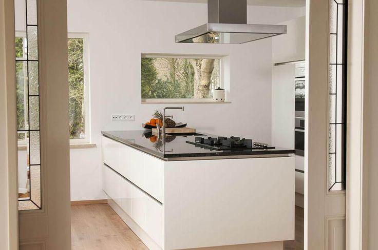 Afbeeldingsresultaat voor keukeneiland tekening