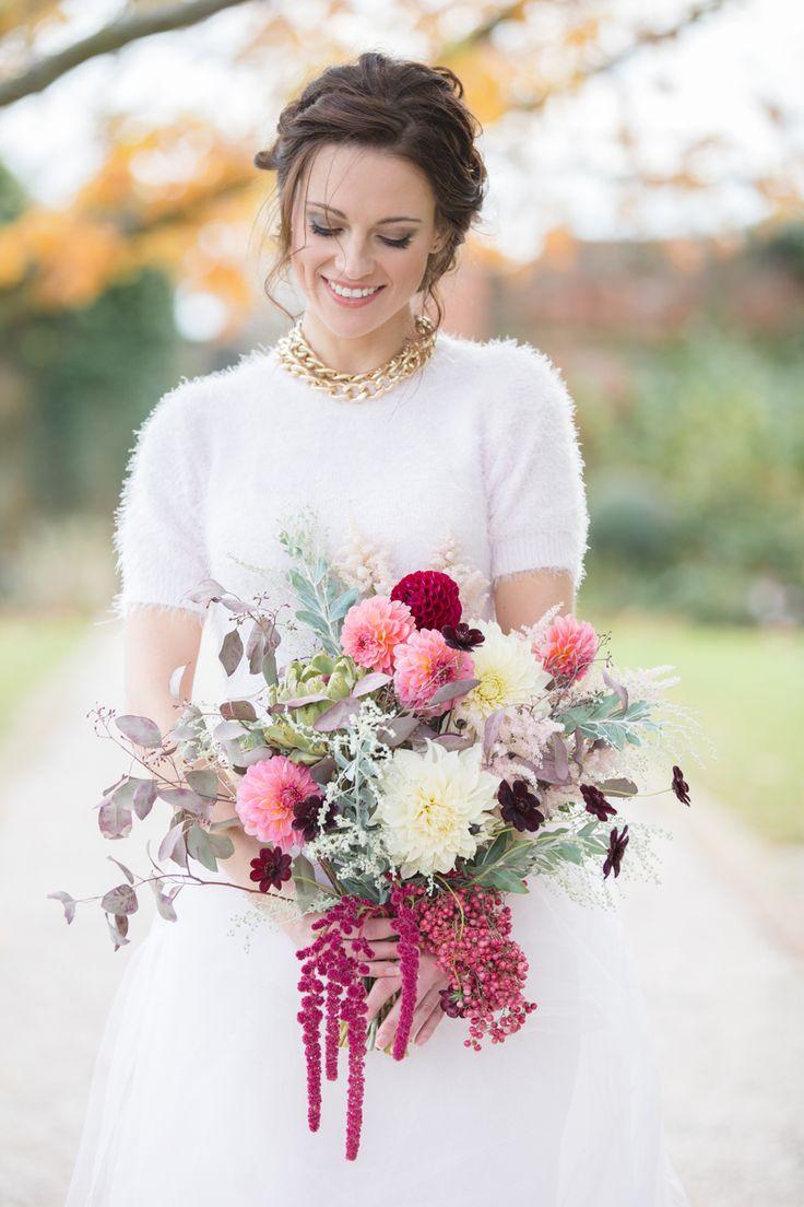 Спросите экспертов: Осенние Свадебные цветы идеи | CHWV