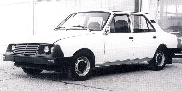 GALERIE: Seriál: Zapomenuté prototypy Škoda. Znáte tyto exotické stodvacítky? | FOTO 99 | auto.cz