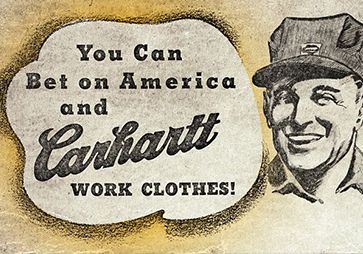 The History of Carhartt Workwear