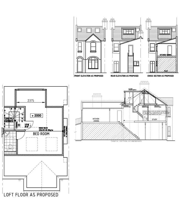 Dormer Loft Extensions A Homify Guide: 1000+ Ideas About Dormer Loft Conversion On Pinterest