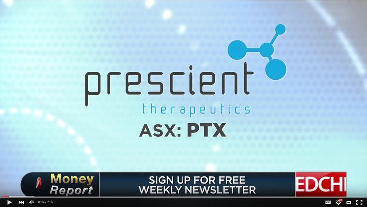 Prescient Therapeutics: Feb 2016 CEO Steve Yatomi-Clarke Novel Treatments for a Range of Cancers