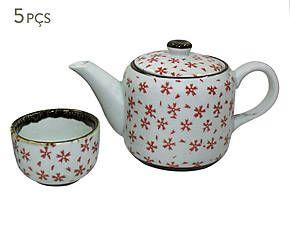 Conjunto para chá chines charlot