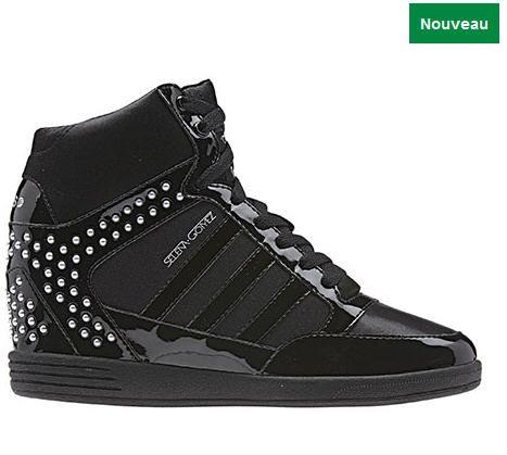 best service 7e95c 97a1c ... prix promo Boutique Adidas 94.95 € TTC adidas femmes chaussure à talon  compensé bbneo