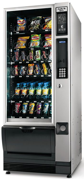 Necta Snakky RY Snack Vending Machine