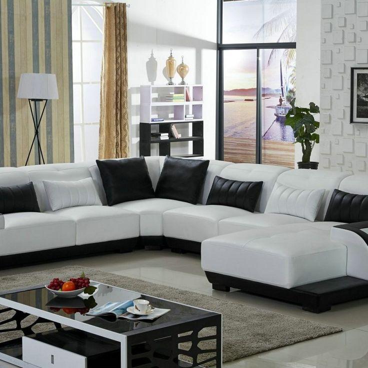 Die besten 25+ neuestes Sofa Set Design Ideen auf Pinterest - wohnzimmer italienisches design