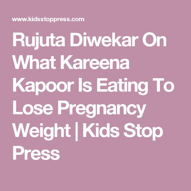 how to lose weight for kids diet