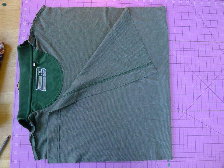 Polo Shirt Memory Pillow 012