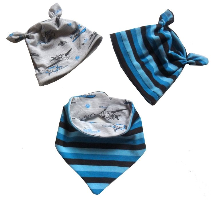 cap with scarf