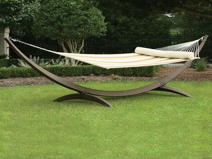 Contemporary Hammock Chair Stand Designs For Outdoor Relaxing