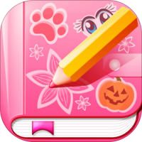 Diary For Girl - Keep Your Secrets by Girls Apps