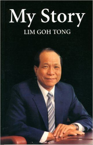 lim goh tong leadership Lim goh tong is currently considered a single author if one or more works are by a distinct, homonymous authors, go ahead and split the author.