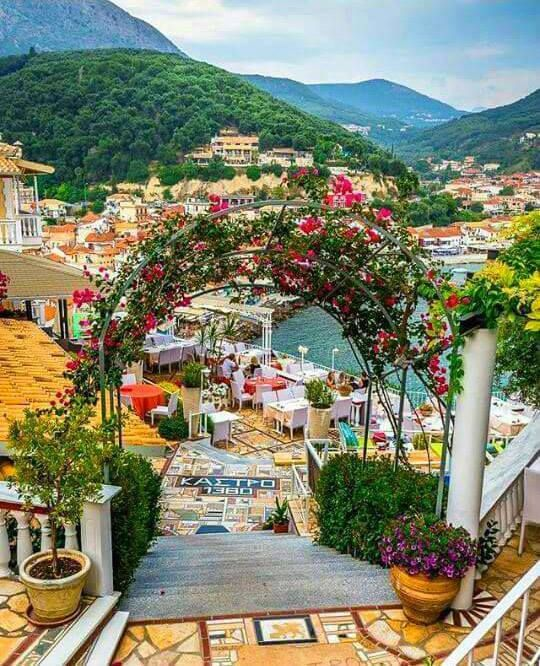 Parga in Epirus