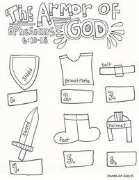 112 best Armor of God images on Pinterest Bible school crafts