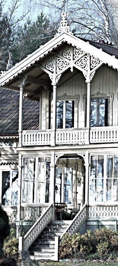 Wooden house - Sweden