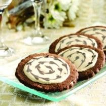 KUE KERING COKELAT CAPUCINO http://www.sajiansedap.com/recipe/detail/11065/kue-kering-cokelat-capucino
