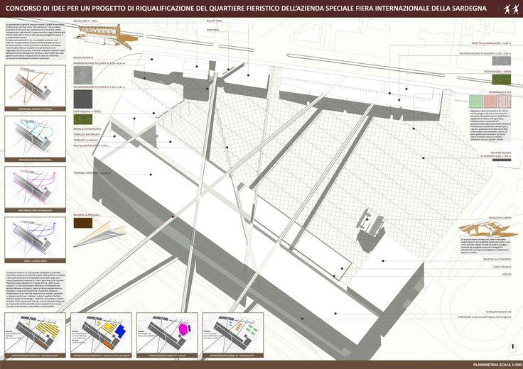 Riqualificazione dell'area fieristica dell'Azienda Speciale Fiera Internazionale della Sardegna a Cagliari