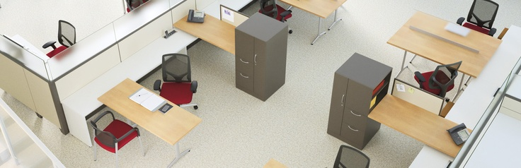 15 best workstations images on pinterest offices hon for Cubicle design tool