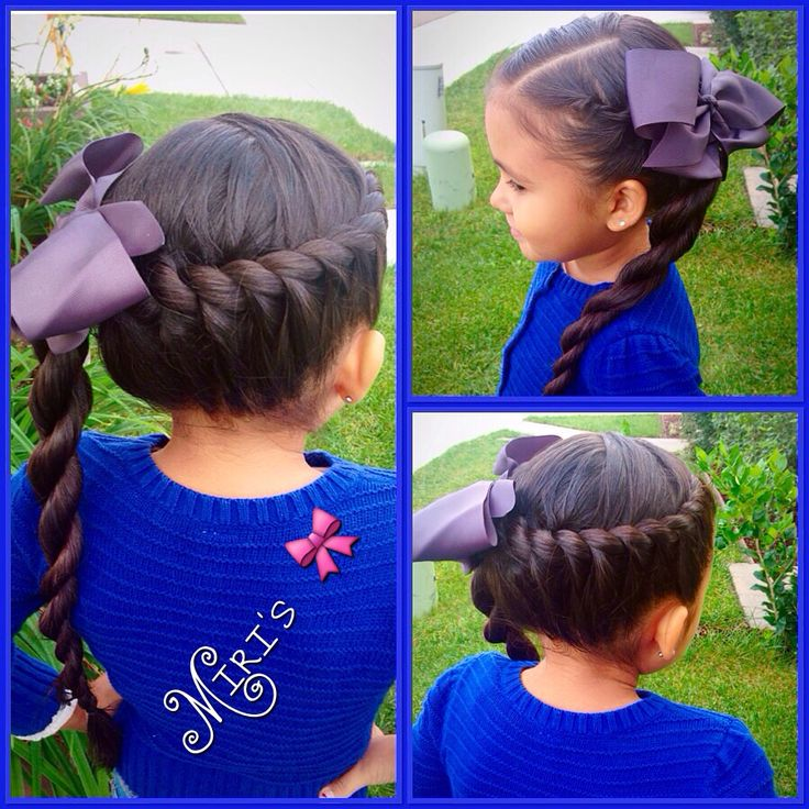 Childrens Hairstyles For School In : 405 best ~ baby hairstyles images on pinterest