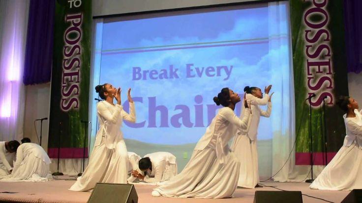 Break Every Chain praise dance