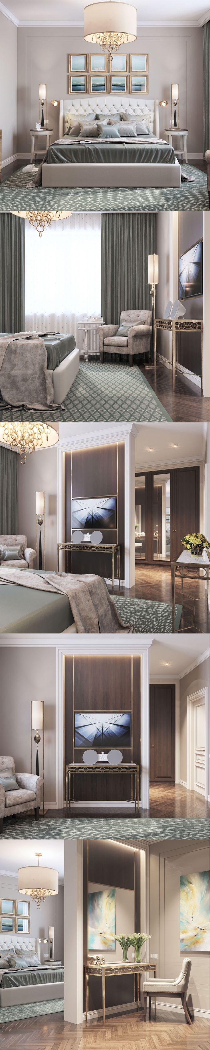5 room hdb master bedroom design   best спальни images on Pinterest  Master bedrooms Bedroom ideas