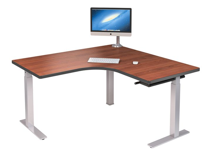 custom standing desk kidney shaped mid. Let Interior Concepts Design And Manufacture Your Standing Desk That Is Functional Efficient Ergonomic Custom Kidney Shaped Mid