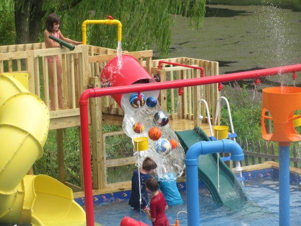 17 best ideas about backyard water parks on pinterest backyard water