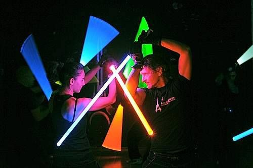 Lightsaber Combat Academy - Are you ready to fight with a lightsaber?
