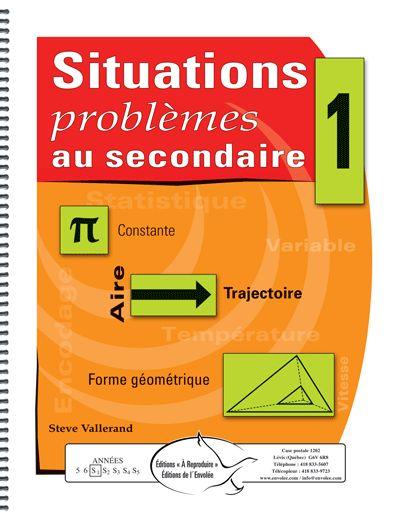 Ce livre propose à l'élève de tester ses compétences en mathématique grâce à des situations problèmes regroupées sous dix thèmes originaux, divertissants et instructifs.