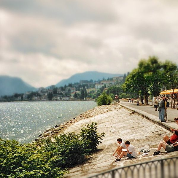 Check out this slideshow Summer by the Lake in Switzerland in this list 14 Ideas for Summer Travel