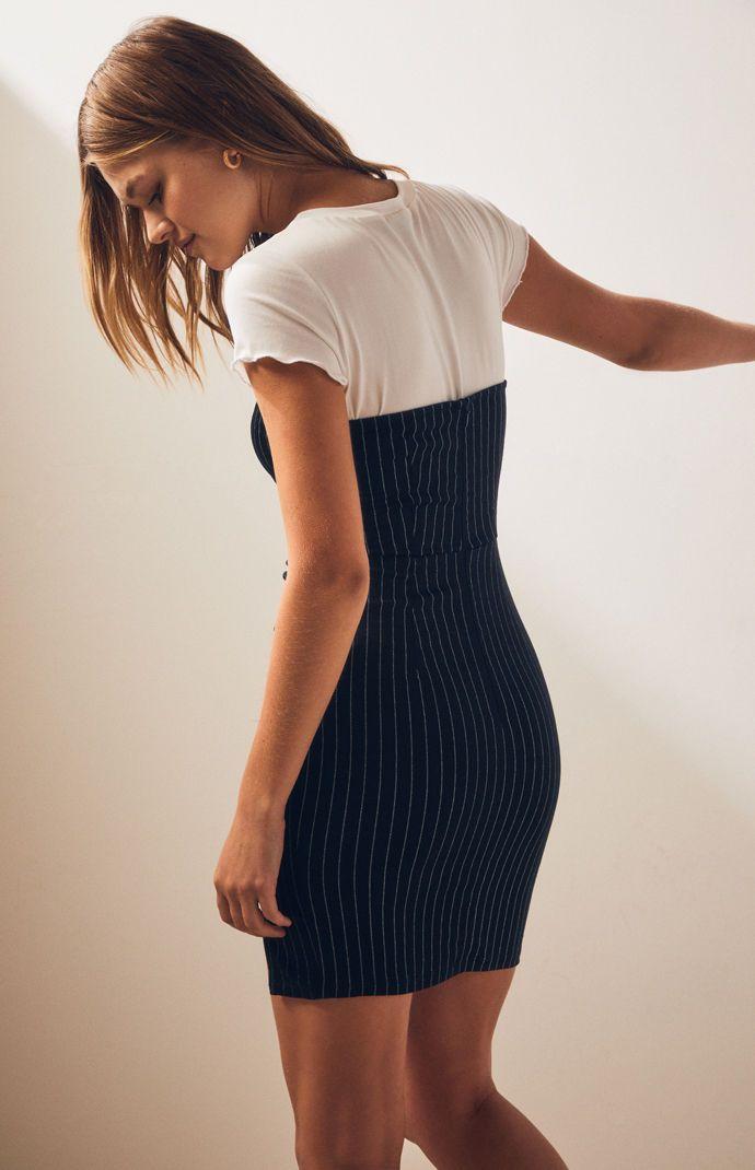 66e92768f3 Motel Rocks Luveries Tube Top Dress in 2018